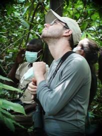 Josh Foer visits the Goualougo Triangle